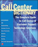 The Call Center Dictionary