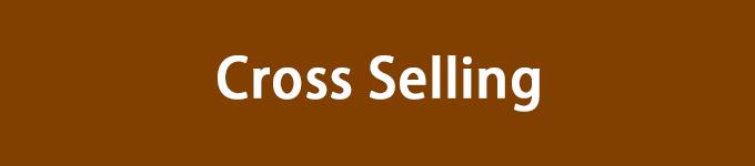 クロスセル(cross-selling)